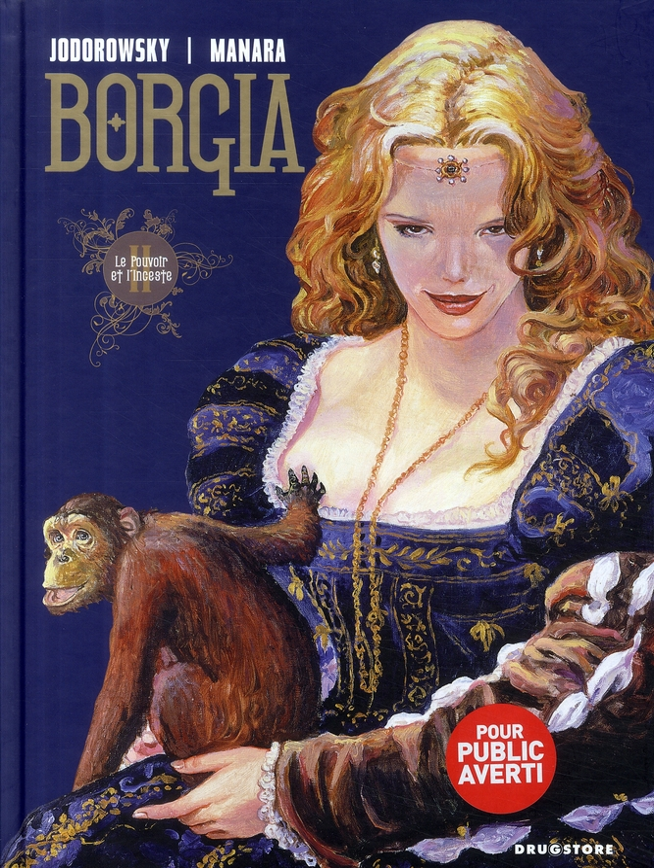 BORGIA - TOME 02