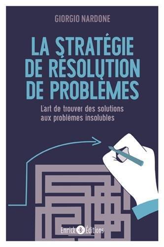 STRATEGIE DE RESOLUTION DE PROBLEMES (LA)