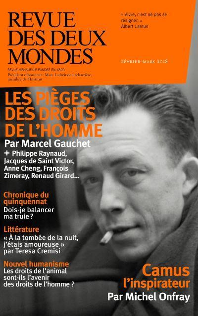 REVUE DES DEUX MONDES FEVRIER / MARS 2018
