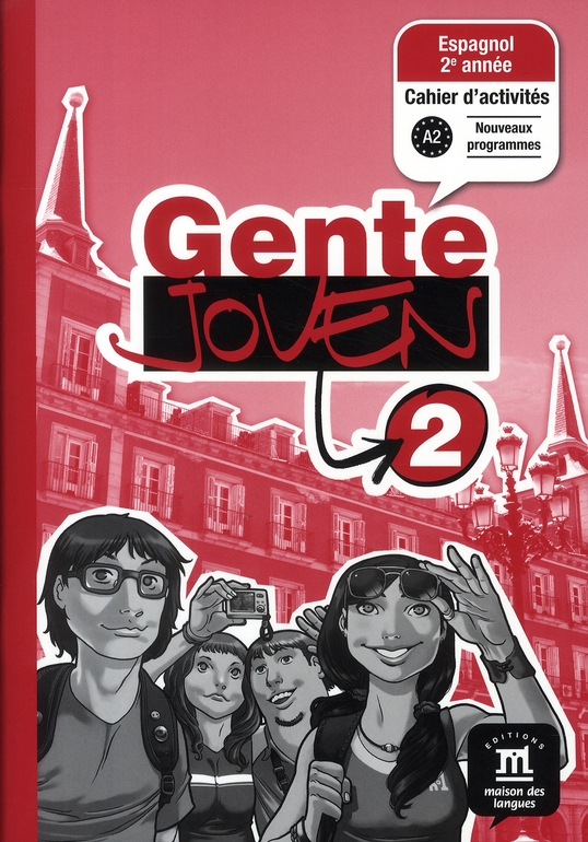 GENTE JOVEN 2 - CAHIER D'EXERCICES