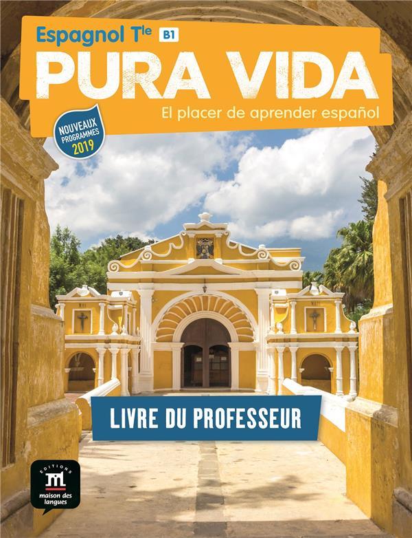 PURA VIDA TERMINALE - LIVRE DU PROFESSEUR