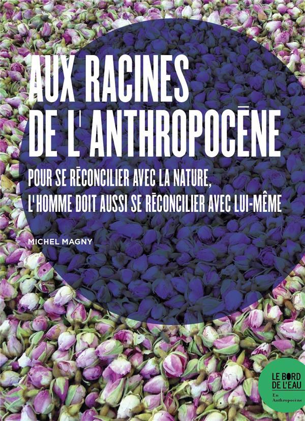 AUX RACINES DE L'ANTHROPOCENE - UNE CRISE ECOLOGIQUE REFLET D UNE CRISE DE L HOMME