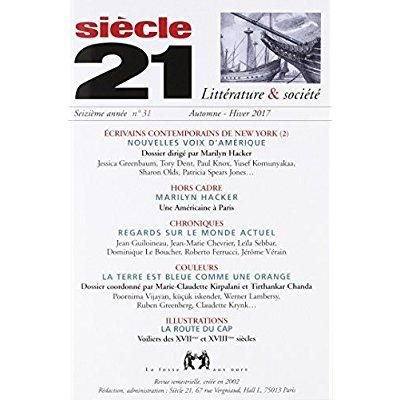 REVUE SIECLE 21 N31