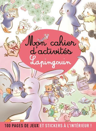 MON CAHIER D'ACTIVITES LAPINGOUIN
