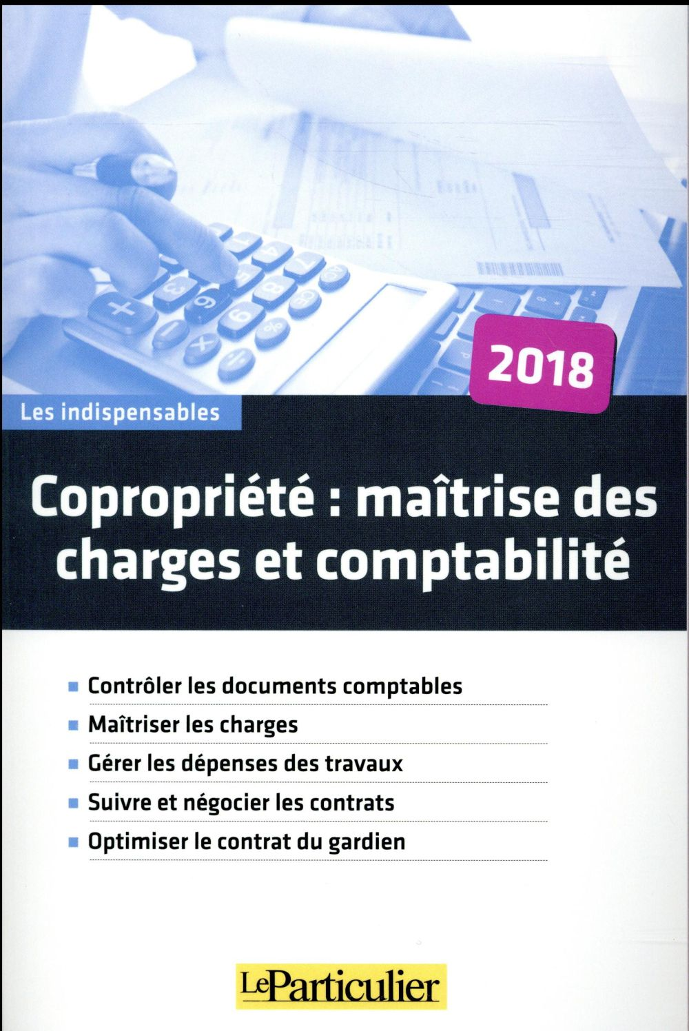 COPROPRIETE MAITRISE DES CHARGES ET COMPTABILITE