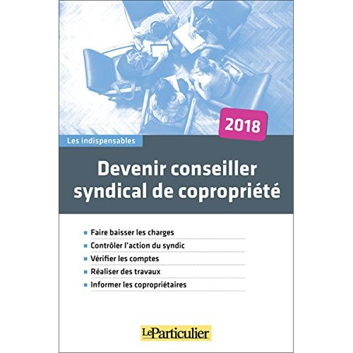 DEVENIR SYNDIC BENEVOLE DE COPROPRIETE 2018