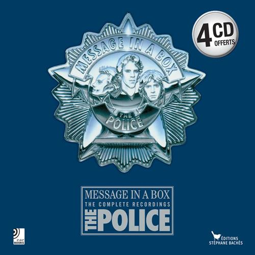 THE POLICE - MESSAGE IN A BOX