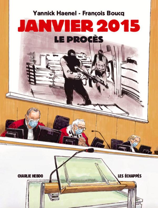 JANVIER 2015 - LE PROCES