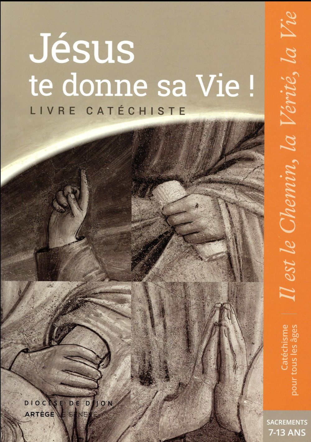 JESUS TE DONNE SA VIE ! - PREPARATION SACREMENTS - CATECHISTE