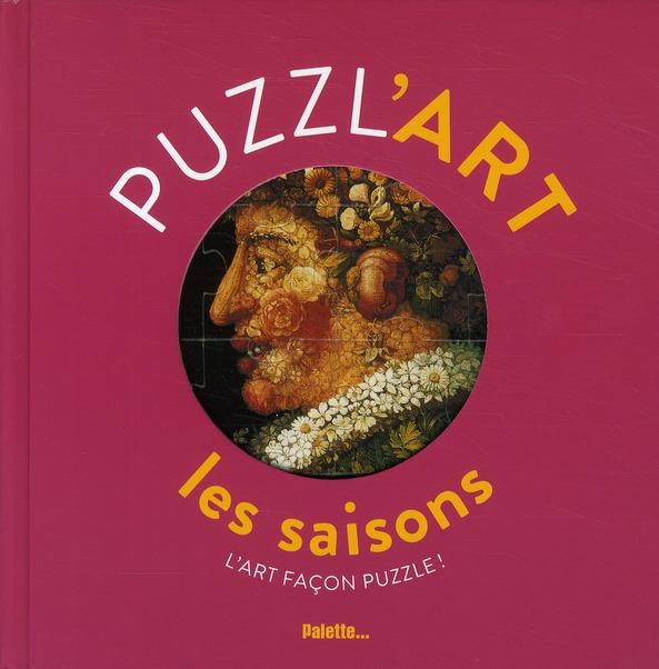 SAISONS PUZZL'ART (LES)