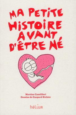MA PETITE HISTOIRE AVANT D'ETRE NE
