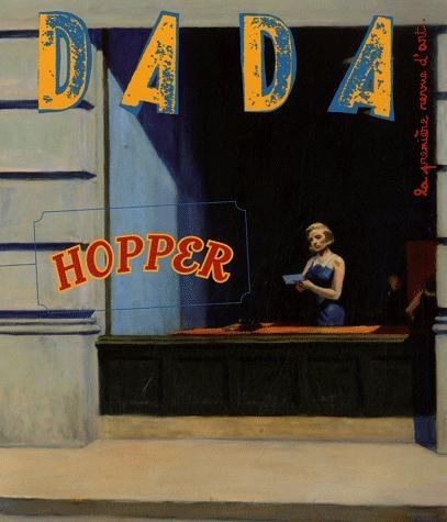 HOPPER  REVUE DADA N 157