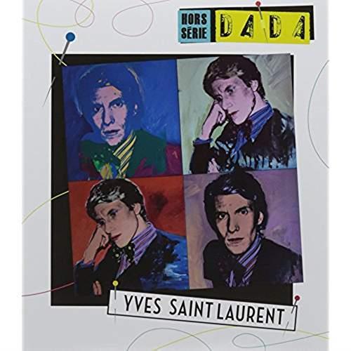 YVES SAINT LAURENT (REVUE DADA HS3)
