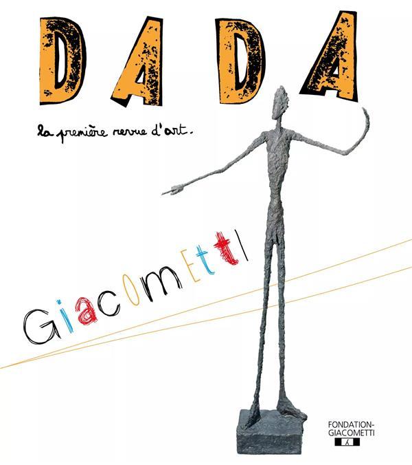 GIACOMETTI (REVUE DADA 234)