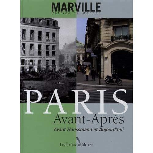 PARIS AVANT-APRES