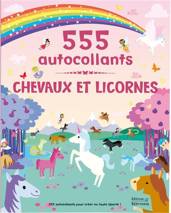 CHEVAUX ET LICORNES 555 AUTO