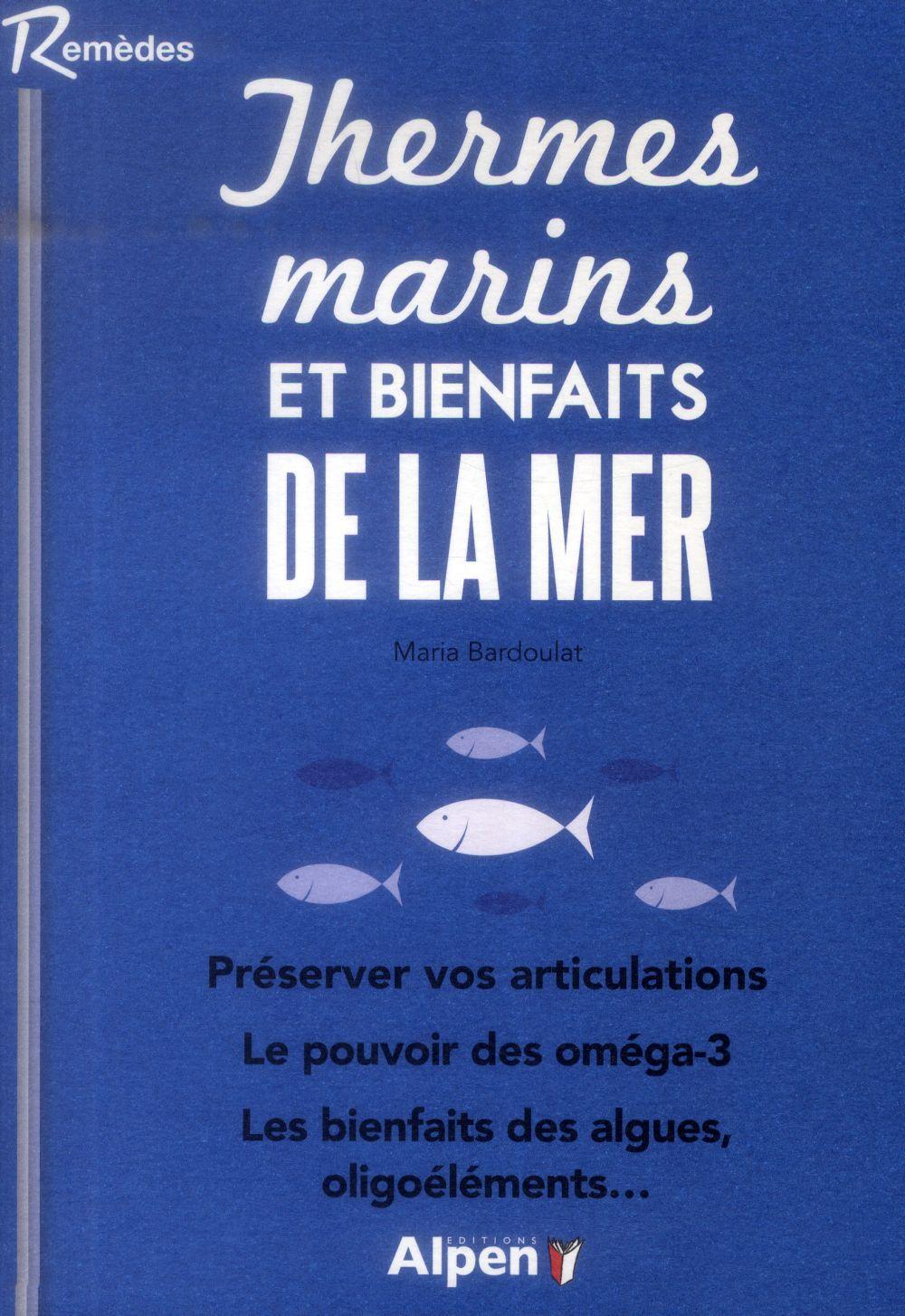 THERMES MARINS ET BIENFAITS DE LA MER