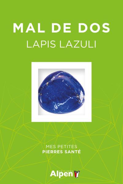 COFFRET LITHO MAL DE DOS - LAPIS LAZULI