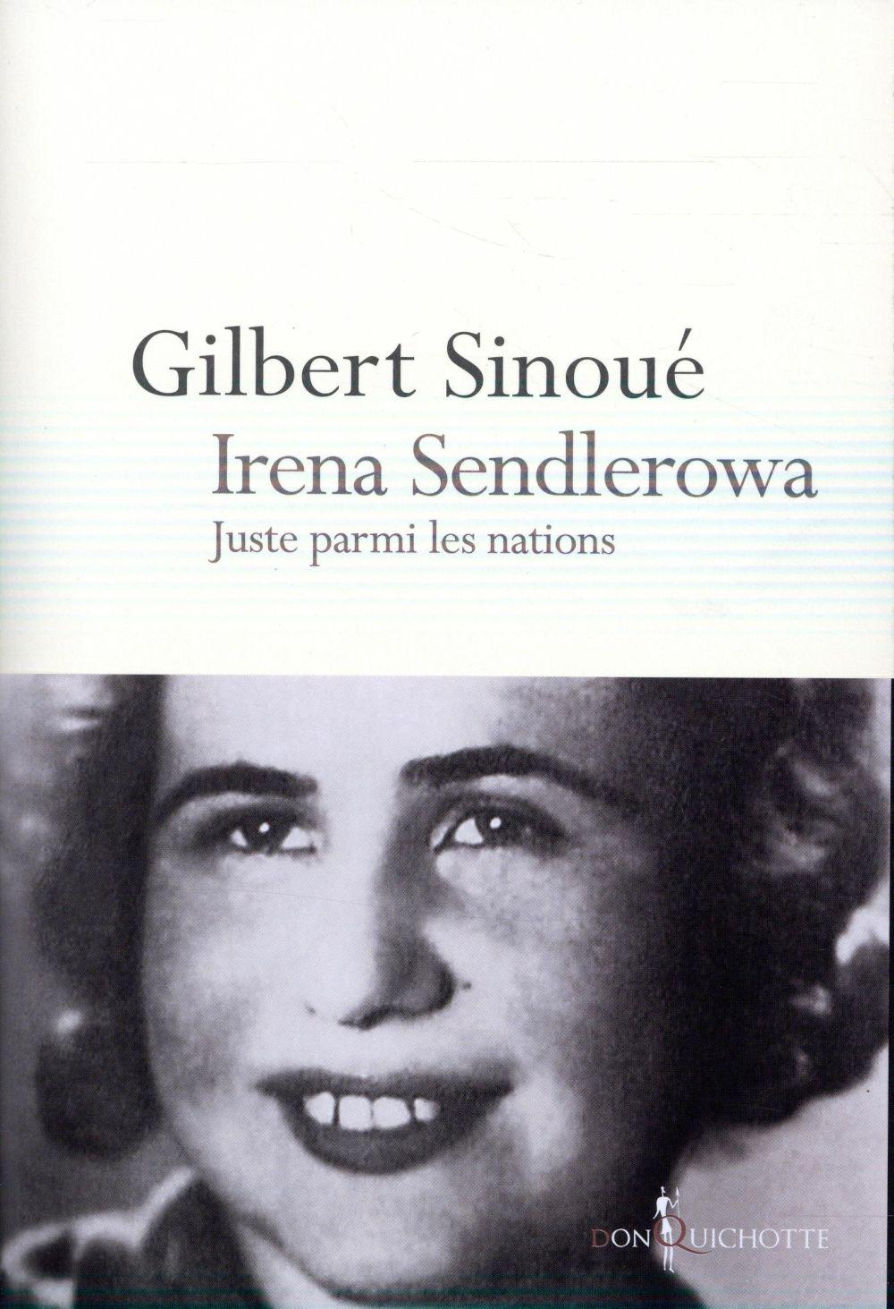 IRENA SENDLEROWA. JUSTE PARMI LES NATIONS