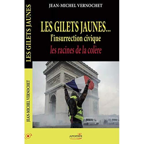 """JEAN-MICHEL VERNOCHET """"LES GILETS JAUNES...L'INSURRECTION CIVIQUE"""""""