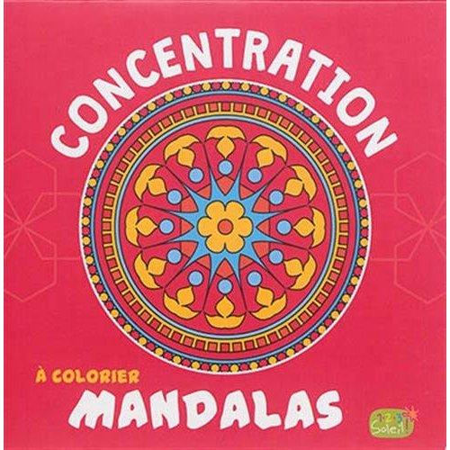 MANDALAS CONCENTRATION