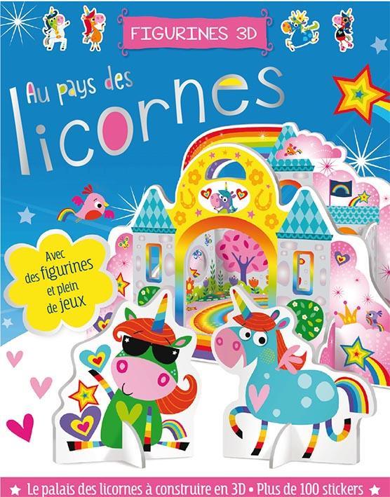 AU PAYS DES LICORNES (FIGURINES 3D)
