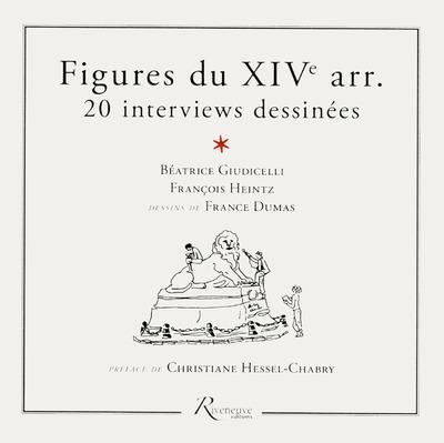 FIGURES DU XIVE ARR. 20 RENCONTRES DESSINEES