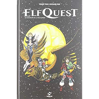 ELFQUEST T07 - LES SEIGNEURES DE LA ROUE BRISEE