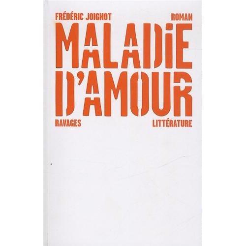 MALADIE D'AMOUR