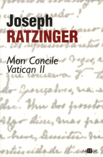 MON CONCILE VATICAN II