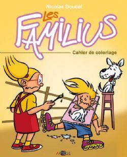 COLORIAGE - LES FAMILIUS