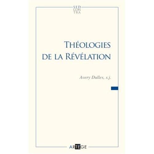 THEOLOGIES DE LA REVELATION