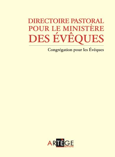 DIRECTOIRE PASTORAL POUR LE MINISTERE DES EVEQUES
