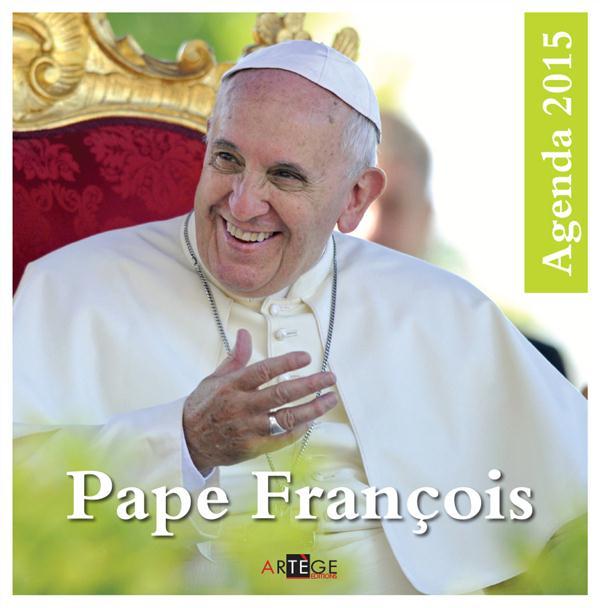 AGENDA 2015 PAPE FRANCOIS