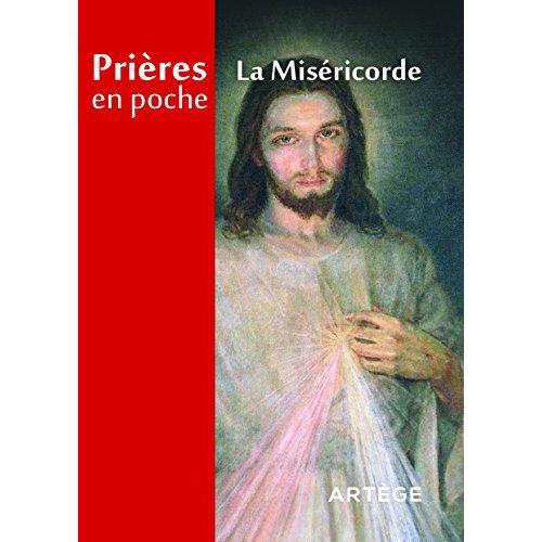 PRIERES EN POCHE LA MISERICORDE