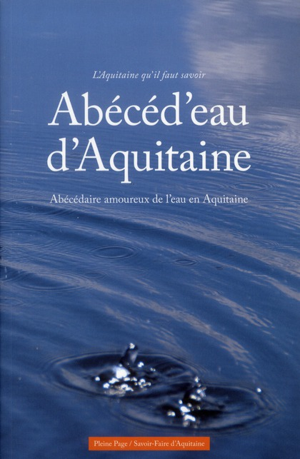 ABECED'EAU D'AQUITAINE