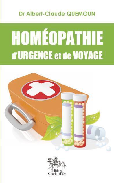 HOMEOPATHIE D'URGENCE ET DE VOYAGE