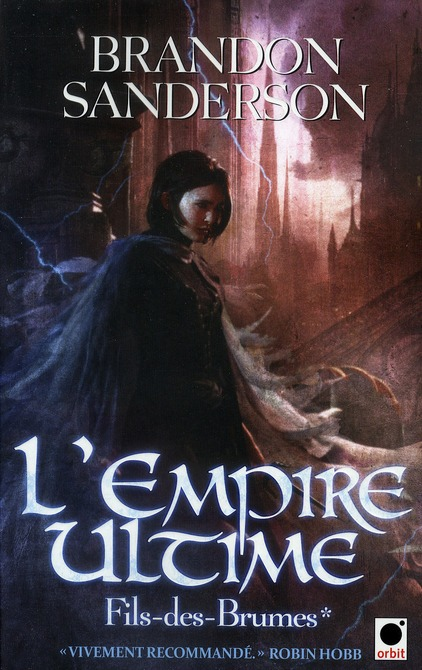 L'EMPIRE ULTIME, (FILS-DES-BRUMES*)