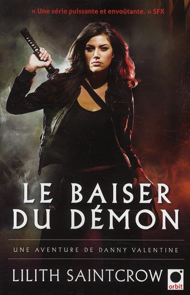 LE BAISER DU DEMON - UNE AVENTURE DE DANNY VALENTINE