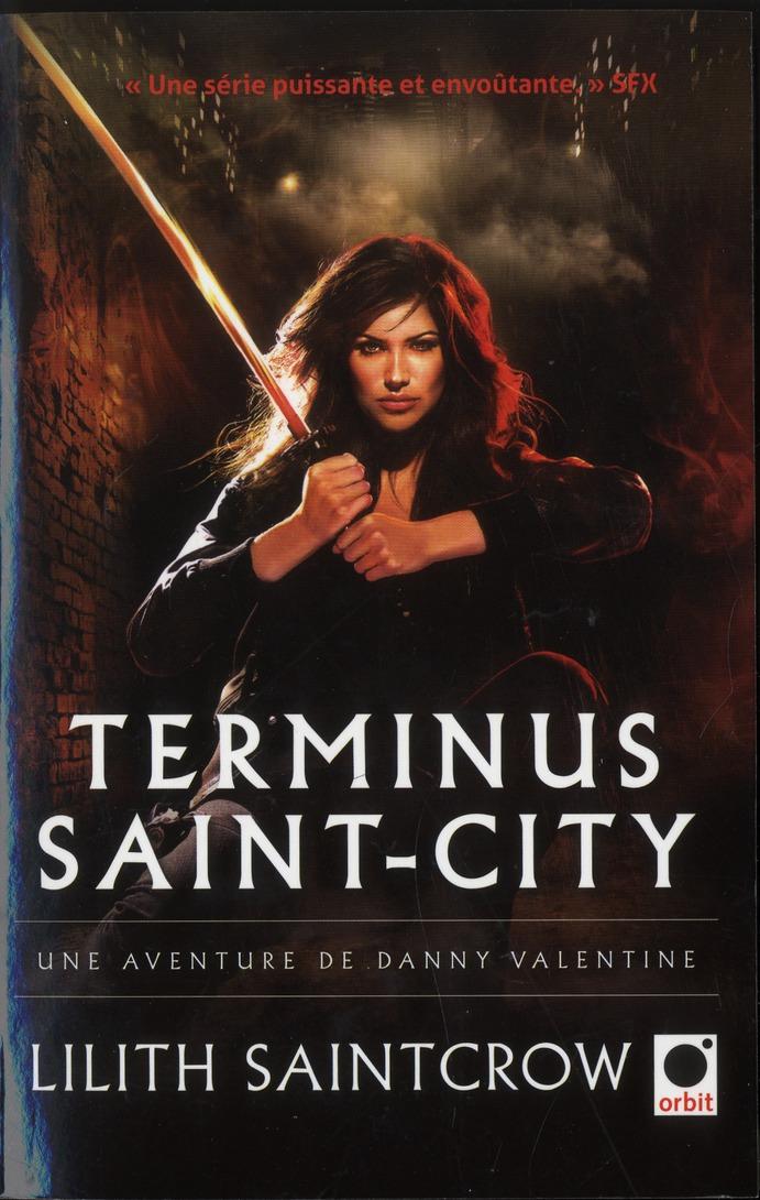 TERMINUS SAINT-CITY - UNE AVENTURE DE DANNY VALENTINE