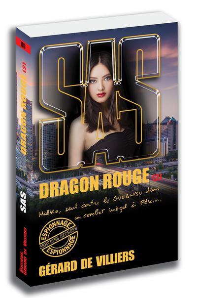 SAS 189 ROUGE DRADON - TOME 2 - COLLECTOR - VOLUME 02