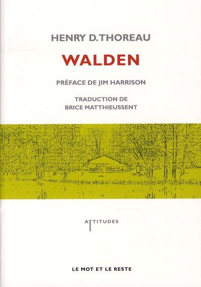 WALDEN ANCIENNE EDITION