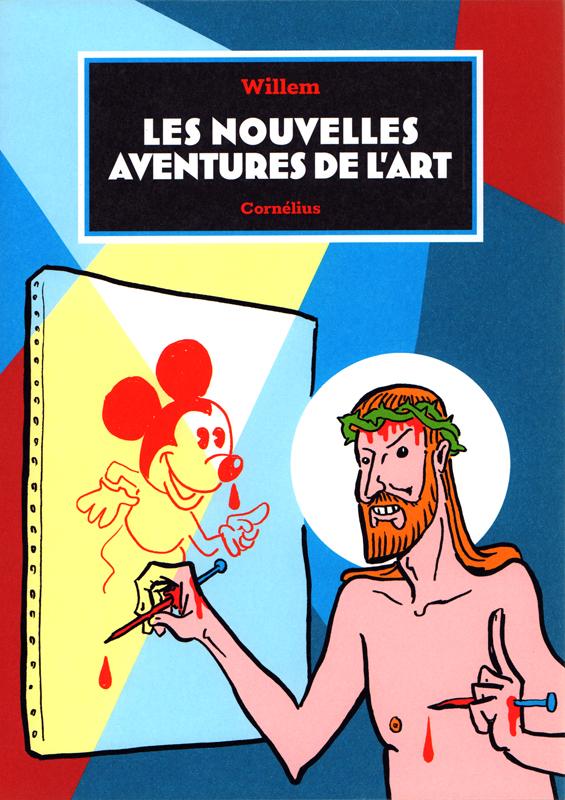 LES NOUVELLES AVENTURES DE L'ART