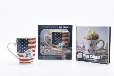MES DELICIEUX MUG CAKES USA