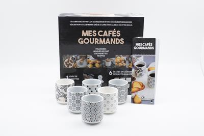 COFFRET BICOLORE CAFE GOURMAND