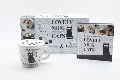 COFFRET LOVELY MUG CAT