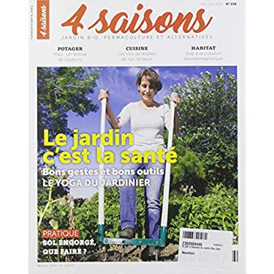 N.236 4 SAISONS DU JARDIN BIO (LES)