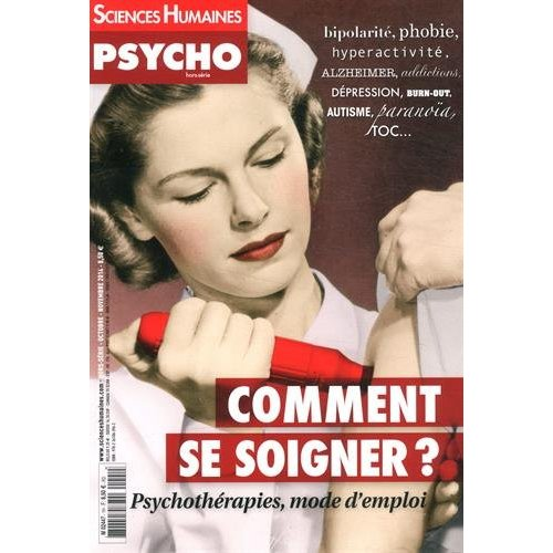 SCIENCES HUMAINES PSYCHO HS N 1 COMMENT SE SOIGNER ?