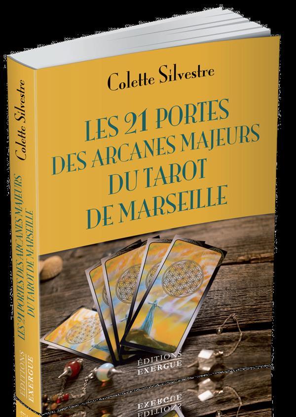 21 PORTES DES ARCANES DU TAROT DE MARSEILLE (LES)