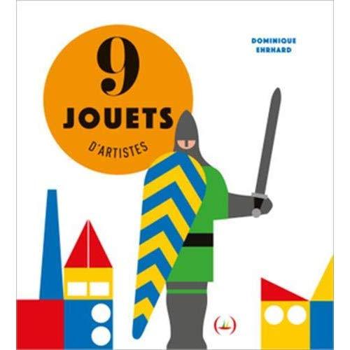 9 JOUETS D'ARTISTES